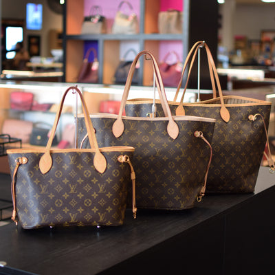 Spotlight on the Louis Vuitton Neverfull