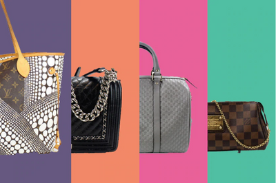 QUIZ: What Designer Handbag Are You?