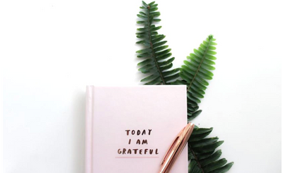 A Designer Handbag Gratitude Journal: Counting Blessings Bag by Bag