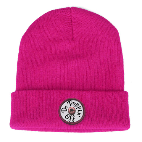 Doctor Poppin' Beanie Hats