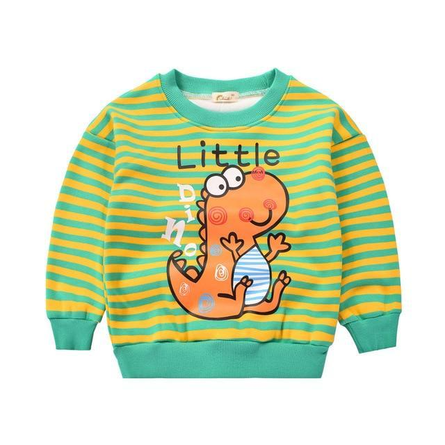 pull dinosaure enfant little dino