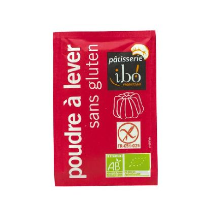Poudre A Lever Ss Gluten 8 X10 G Ibo