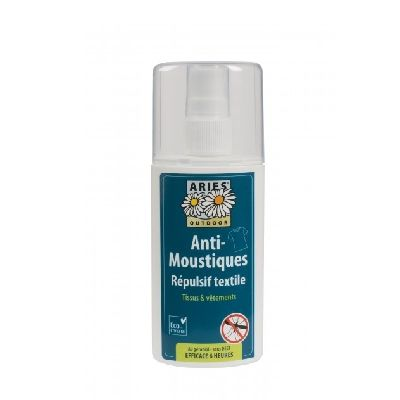 Spray Anti Moustiques Textile 100ml Aries