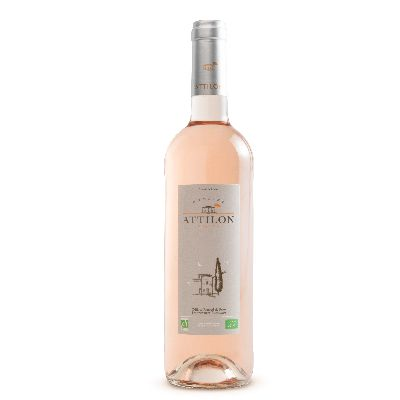 Vin Rose Allusion Dom. Attilon 75 Cl