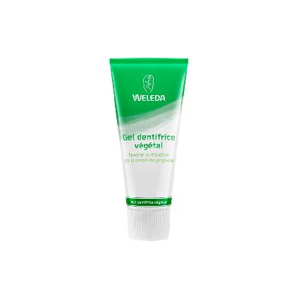 Gel Dentifrice Vegetal  75ml Weleda.