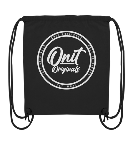 Onit Originals Dark - Organic Gym-Bag