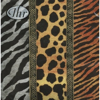 "Lautasliina ""Wild Animals"" 20 kpl - Decora House"