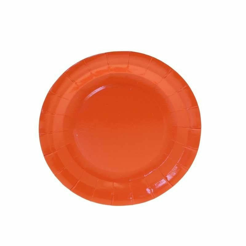 """Orange"" lautaset 8 kpl - Decora House"