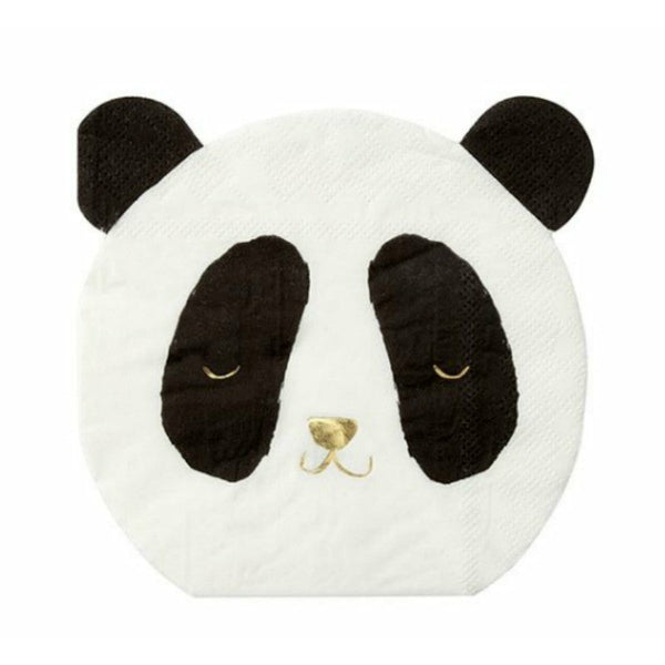 """Panda"" servetti 16 kpl - Decora House"
