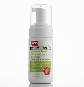 Powerful Foam Hand & Body Sanitiser - 50ml