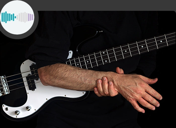 Easily attaches to your instrument, and knows when you play!