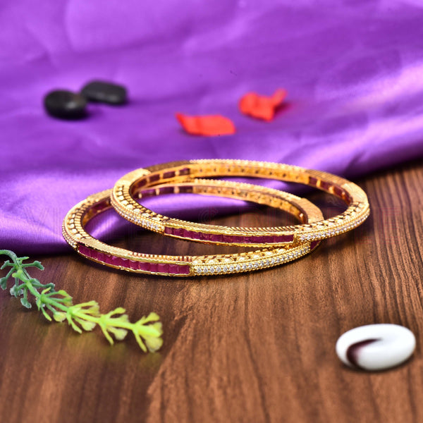 Buy Fashion Jewellery For Women Online in Violet & Purple