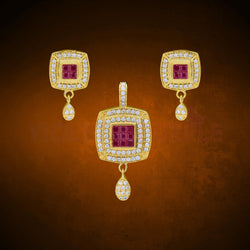pendant set collection in hyderabad