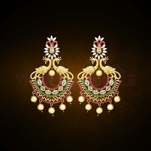 chandbali earrings online