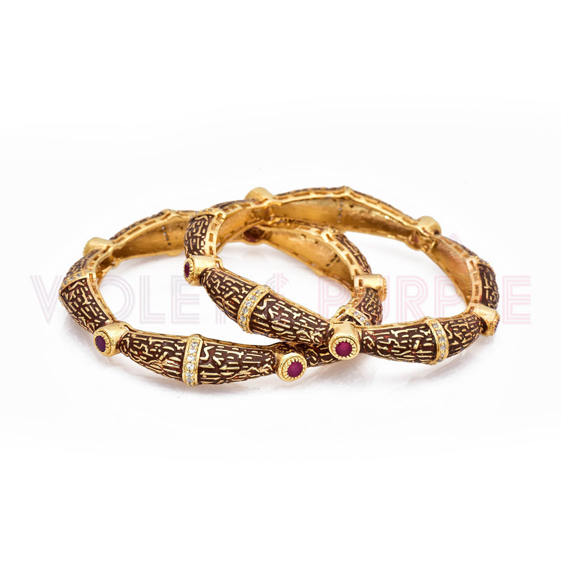 cz bangle set cw