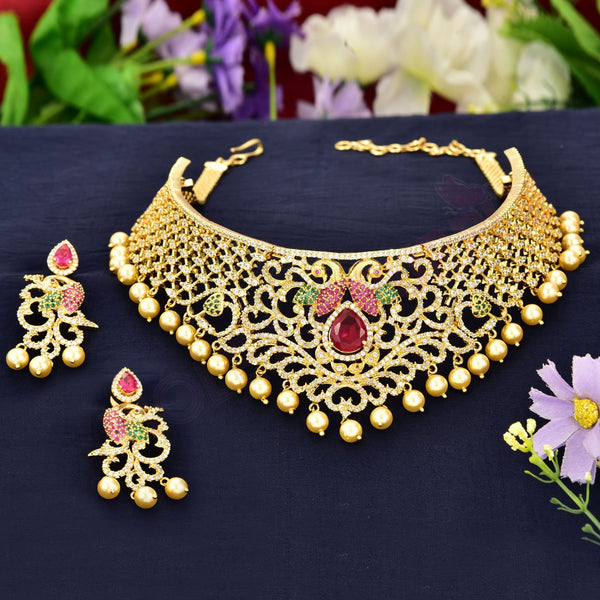 choker set artificial jewellery in hyderabad
