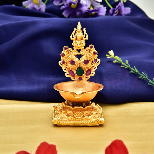 Temple Diya Lamp 77667