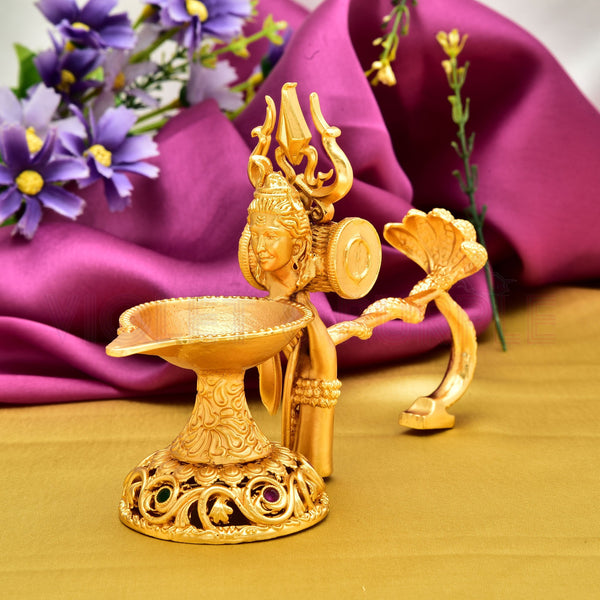Temple Diya Lamp 77671