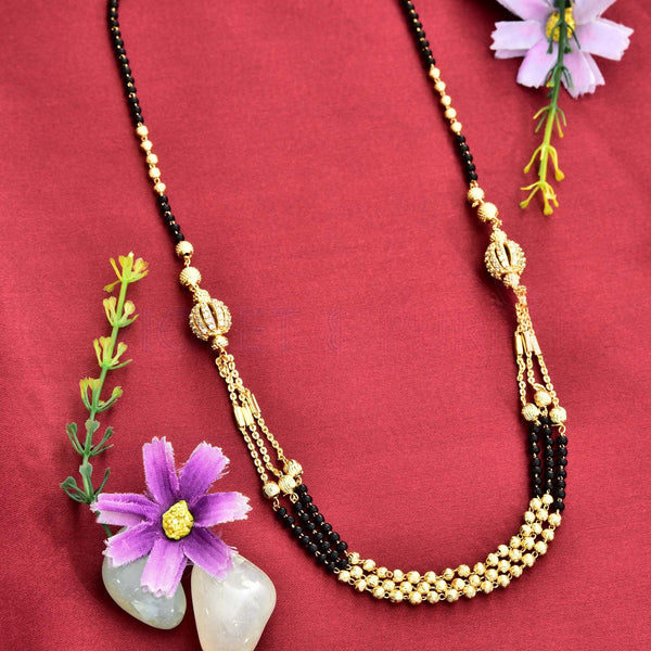 buy mangalsutra from violet & purple