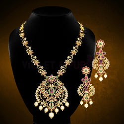 necklace set for wedding