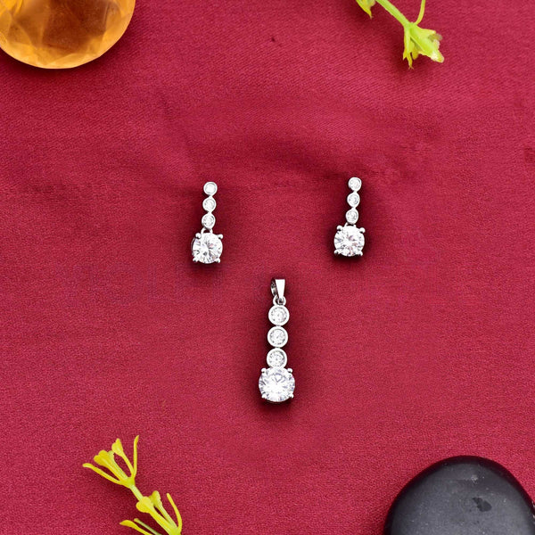 buy pendant set online for women