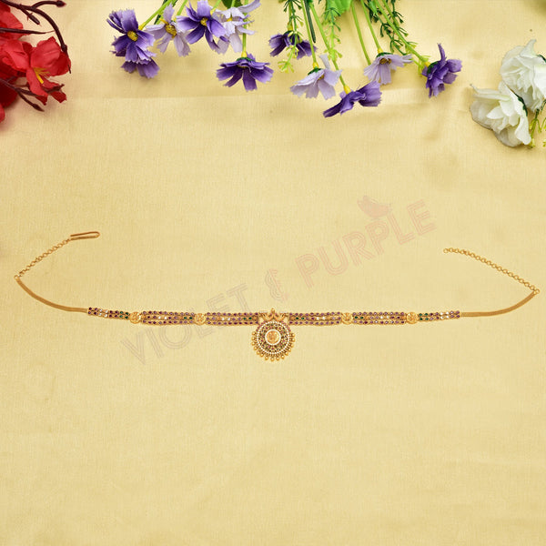 Matt-Antique Chain Vaddanam 79373