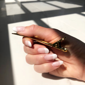 Gold Professional Hair clips