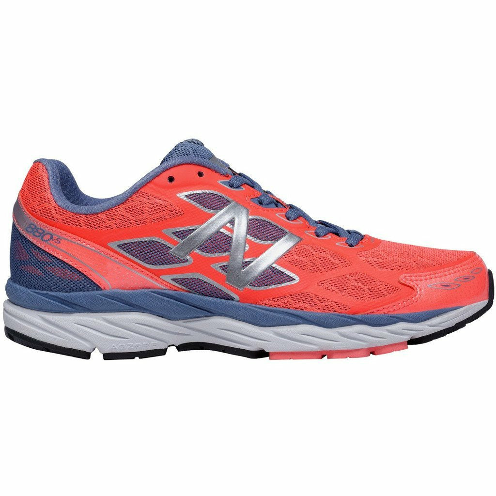 New Balance 880 v5 W Pink with Blue - Scarpa Running