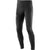 Salomon Agile Long Tight Black - Pantaloni Lunghi - Mud and Snow
