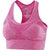 Salomon Medium Impact Pink Yarrow - Reggiseno Donna - Mud and Snow