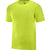 Salomon Agile Ss Acid Lime - Maglia Uomo - Mud and Snow