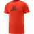 Salomon Cotton Logo Fiery Red - T-Shirt Outdoor Uomo