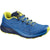 Salomon Sense Ride Snorkel Blue/Sulphur Spring - Scarpa Trail Running - Mud and Snow