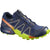 Salomon Speedcross 4 Gtx Medieval Blue/Lime - Scarpa Trail Running - Mud and Snow