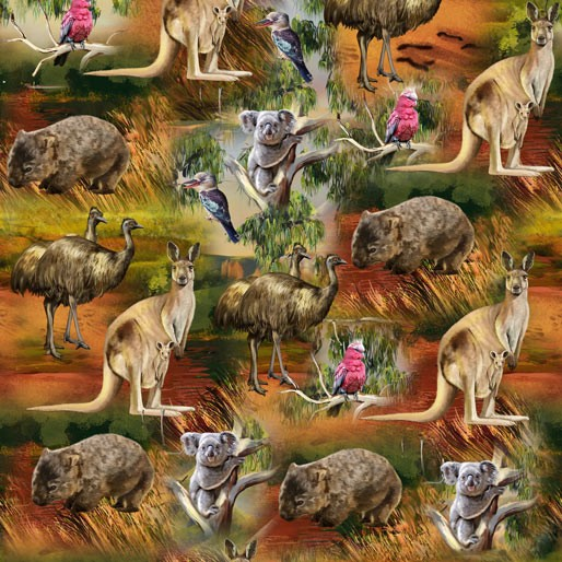 Wildlife Valley Australian Animals