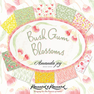 Bush Gum Blossoms ~ Cream
