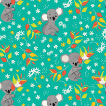 Load image into Gallery viewer, Koala Fabric