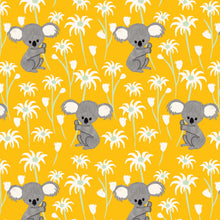Load image into Gallery viewer, Sweet Koala on Yellow