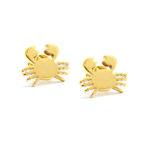 ESE 5505: Crabby Fun Stud Earrings