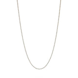 "ESCH 6471: 27"" S/S Ultra-Thin Ball Chain (1mm)"