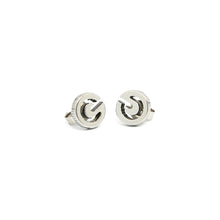 ESE 6801 : Circle Maze Earrings