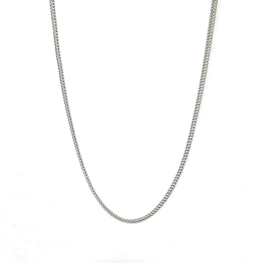 "ESCH 6848 : 19"" Hexagon Chain (3mm)"