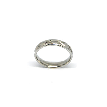 ESR 4091: Cheryl All-Round Deep Cut XX Ring