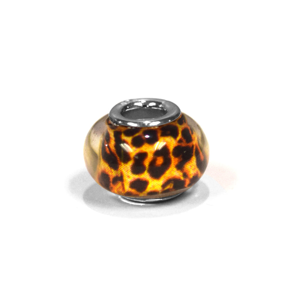 ESCM 4786: Murano Tiger's Strength Charm