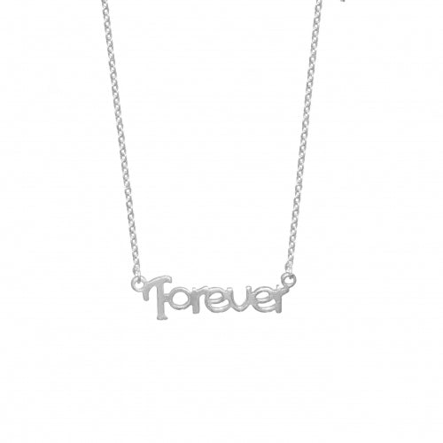 "ESN 4131: ""Forever"" Necklace"