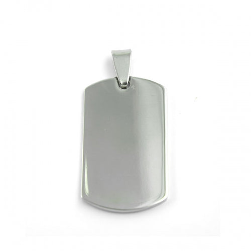 ESP 5266: Medium Dog Tag w/ Free Face Engrave