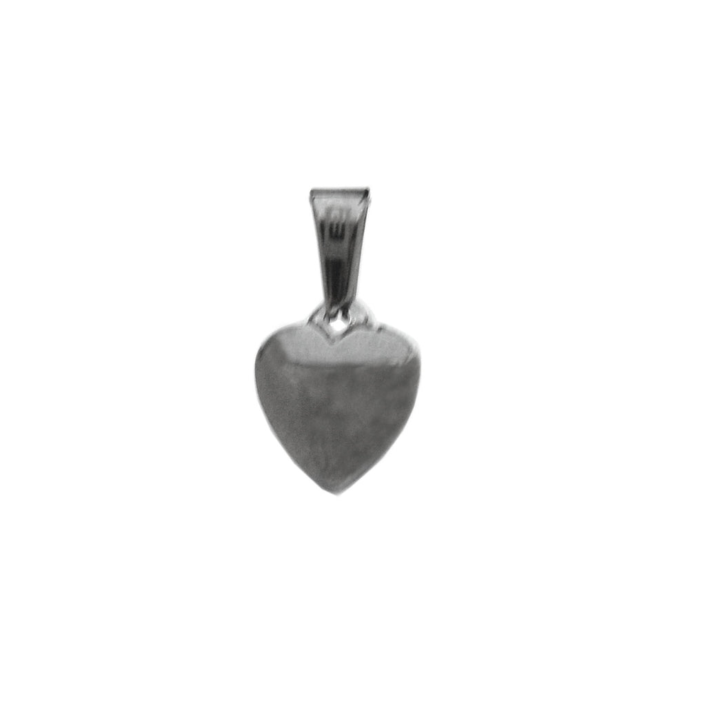 ESP 5346: Engravable 2-Sided Heart Pendant
