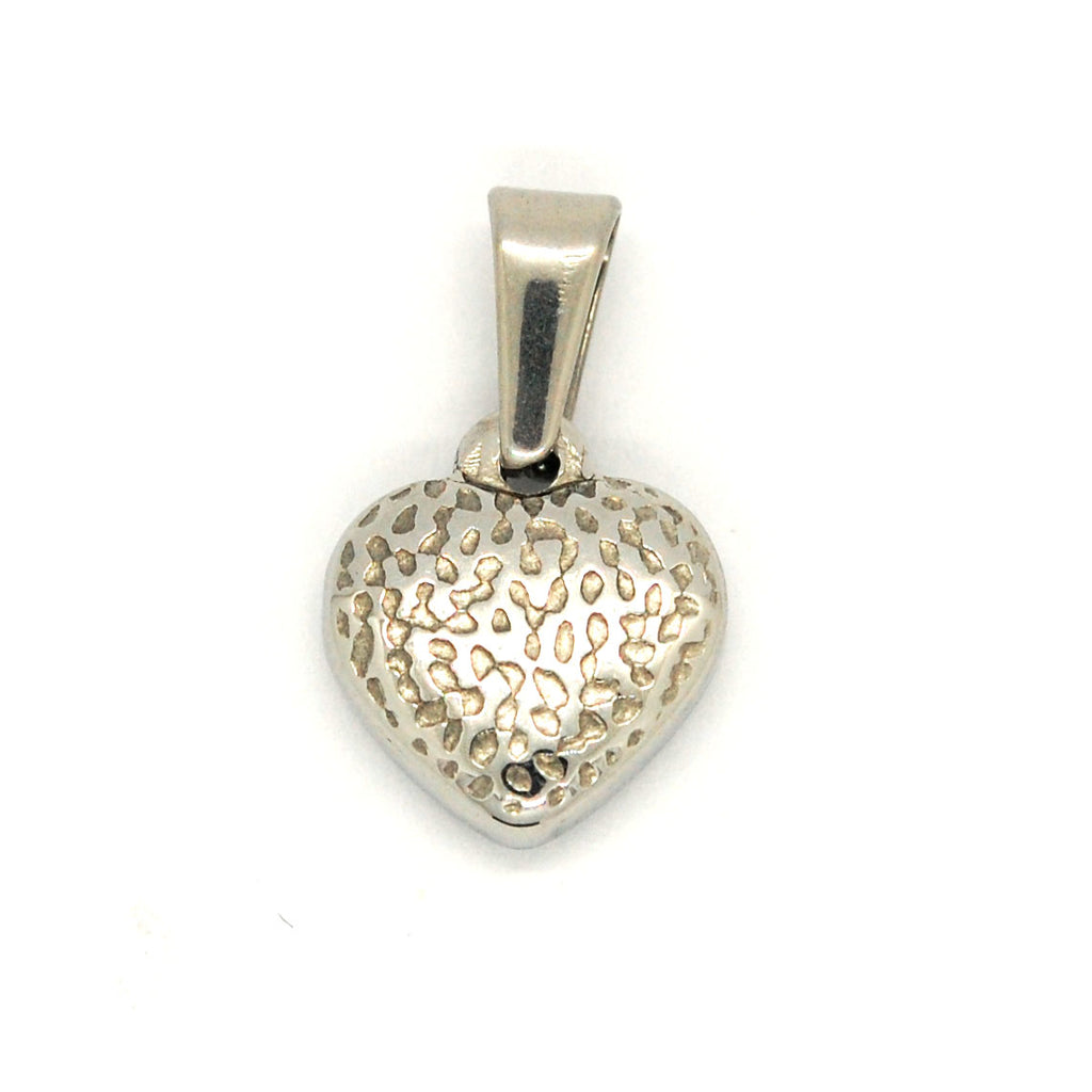 ESP 5664: Baby Strawberry Heart Pendant