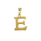 ESP 6250: Gold Plated Simple Letter