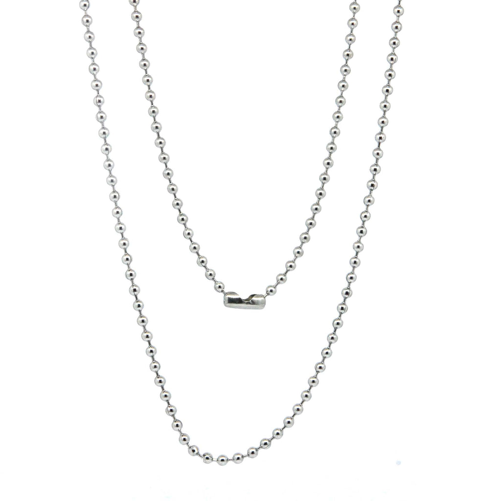 "ESCH 6489: 23"" Ball Chain (2mm)"